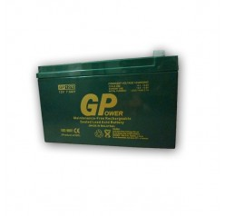 GP POWER 12V7AH Backup Battery
